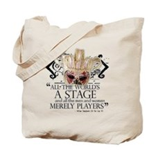 as you like it 2 Tote Bag