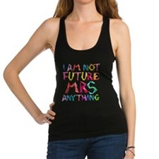 Future Mrs. Racerback Tank Top