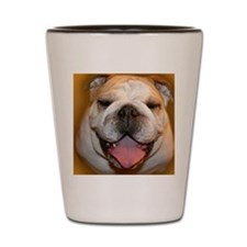 happybullie Shot Glass