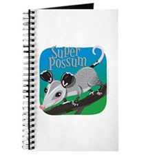 """Super Possum!"" Journal"