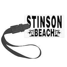 beach_stinson Luggage Tag