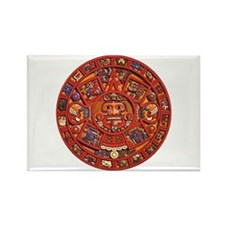 MAYAN CALENDAR Rectangle Magnet (100 pack)