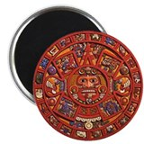 MAYAN CALENDAR Magnet