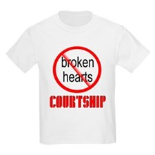 COURTSHIP Kids T-Shirt