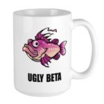 Ugly Beta Large Mug