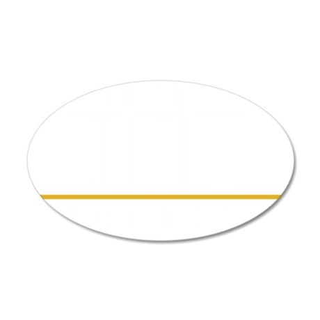 Noonien-Soong-blk 35x21 Oval Wall Decal