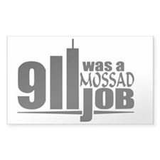 911mossad Decal