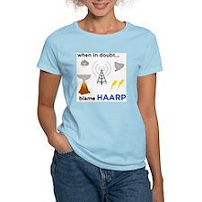 HAARP_Front T-Shirt