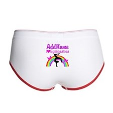 SUPER STAR GYMNAST Women's Boy Brief
