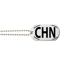 CHN - China Dog Tags