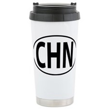 CHN - China Ceramic Travel Mug