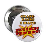 Psychic Powers 2.25&quot; Button (100 pack)