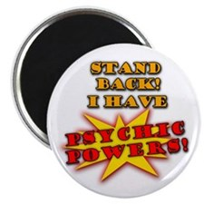 "Psychic Powers 2.25"" Magnet (10 pack)"