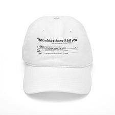 kill-you-mug Baseball Cap