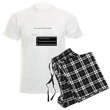 kill-you-onBLACK Pajamas