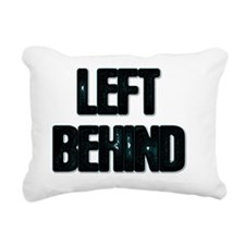 Front Rectangular Canvas Pillow