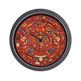 MAYAN CALENDAR Wall Clock