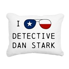 danstark Rectangular Canvas Pillow