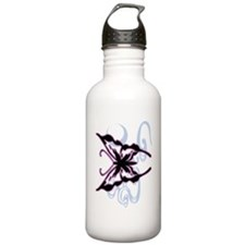 xxxHolic_butterfly_ver Sports Water Bottle