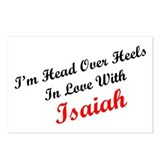 In Love with Isaiah Postcards (Package of 8)