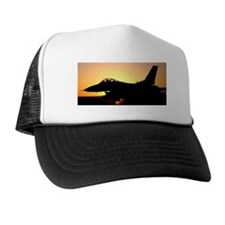 F16 Fighting Falcon Sortie Trucker Hat