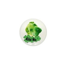St. Paddy's Day Mini Button (10 pack)