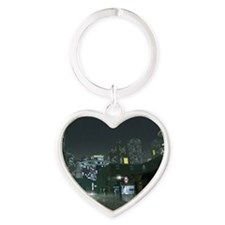 Victorian Tomorrow Heart Keychain
