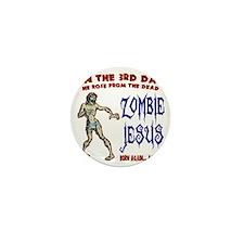 zombie-jesus-LTT Mini Button