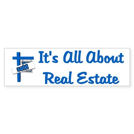 Realtor Bumper Sticker