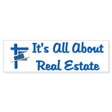 Realtor Bumper Bumper Sticker