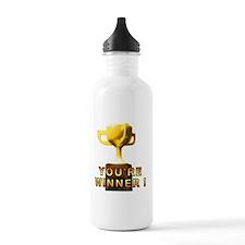 yourewinner Water Bottle