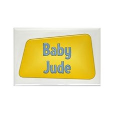 Baby Jude Rectangle Magnet (10 pack)