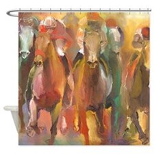 Beautiful Rampage Shower Curtain