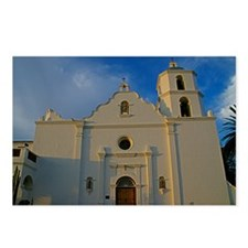 """Mission San Luis Rey"" Postcards (Package of 8)"