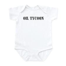 Oil Tycoon Infant Bodysuit