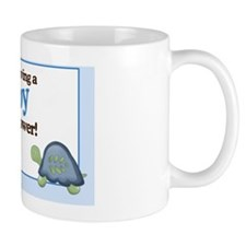 Turtle Reef Baby Shower Yard sign Mug