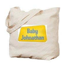 Baby Johnathan Tote Bag