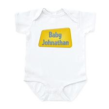 Baby Johnathan Infant Bodysuit