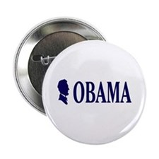 Barack Obama for President Button