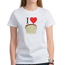I_Love_Bread_2-Large T-Shirt