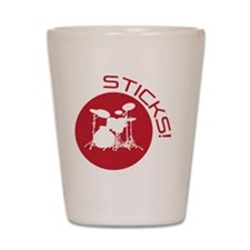 sticksrd Shot Glass