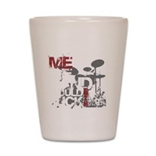 Without-Me-Band-Suck Shot Glass