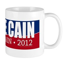 10x3_yes_we_cain_01 Coffee Mug