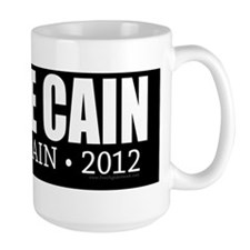 10x3_yes_we_cain_02 Coffee Mug