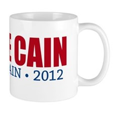 5x3oval_sticker_just_cain_06 Mug
