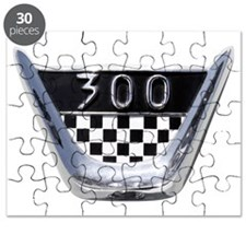 auto-1955-chrysler-300c-badge Puzzle