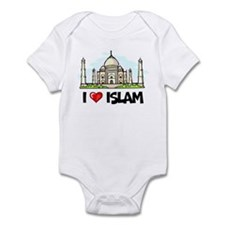 I Love Islam Onesie