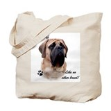 Mastiff Breed Tote Bag