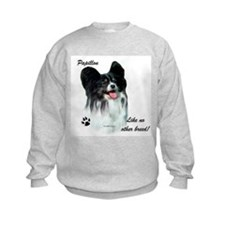 Papillon Breed Sweatshirt