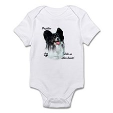 Papillon Breed Infant Bodysuit